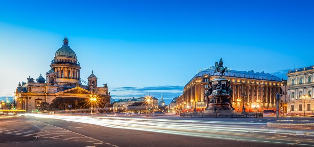 Санкт Петербург и 4 дневен Круиз - Талин - Стокхолм ...